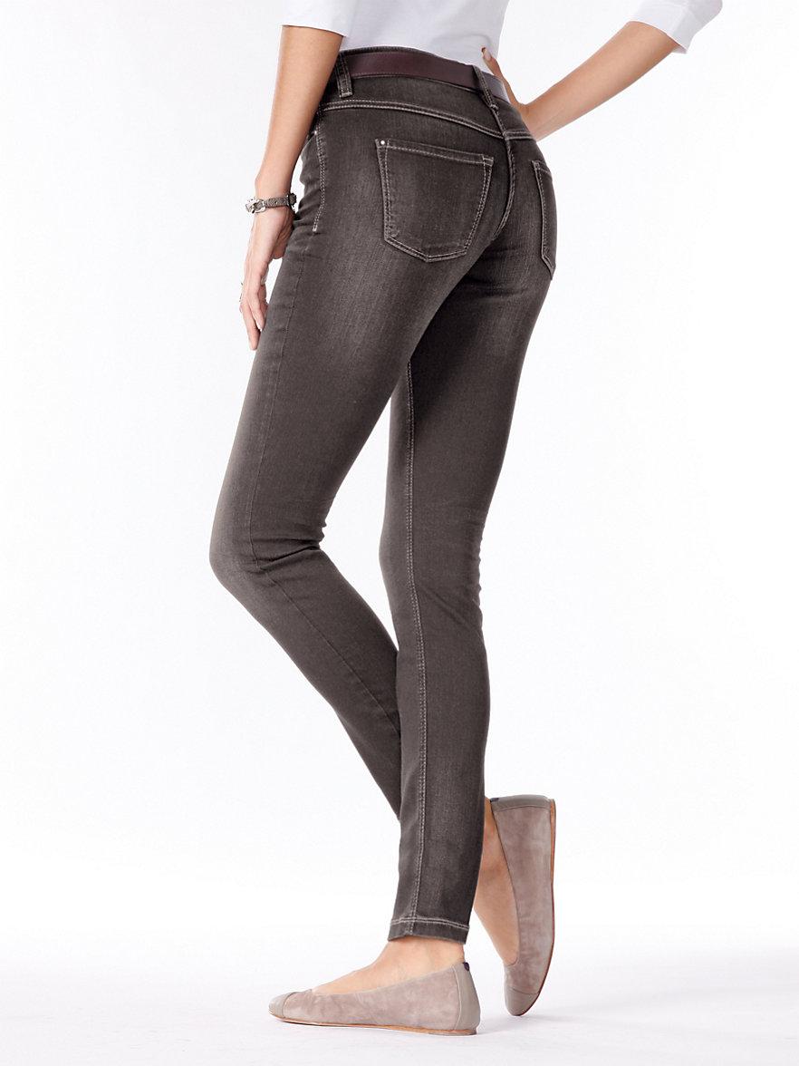 mac jeans dream skinny brown denim. Black Bedroom Furniture Sets. Home Design Ideas