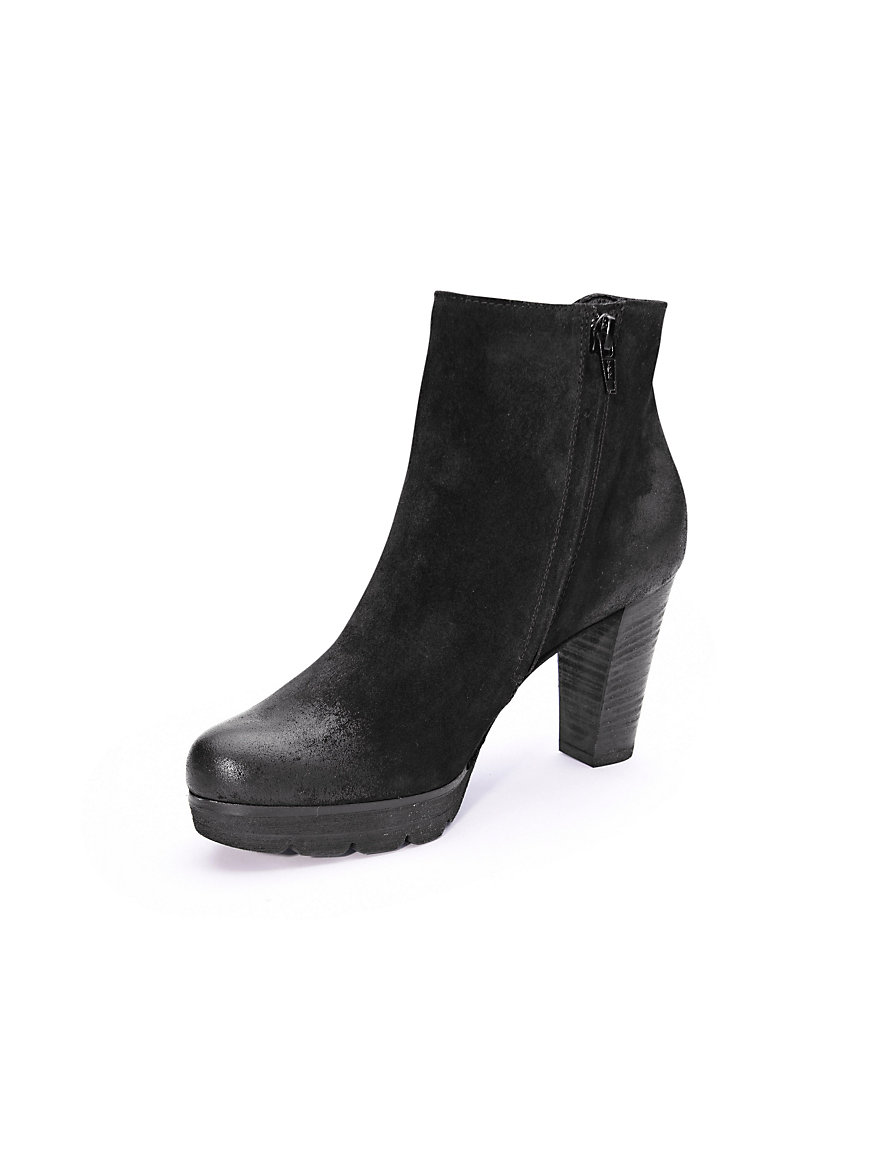 paul green ankle boots black. Black Bedroom Furniture Sets. Home Design Ideas