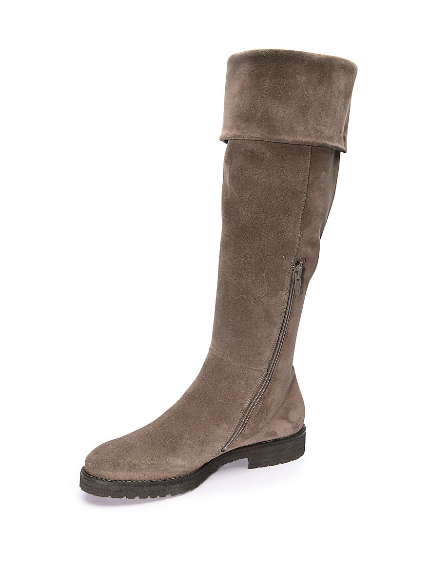 paul green long shafted boots taupe. Black Bedroom Furniture Sets. Home Design Ideas