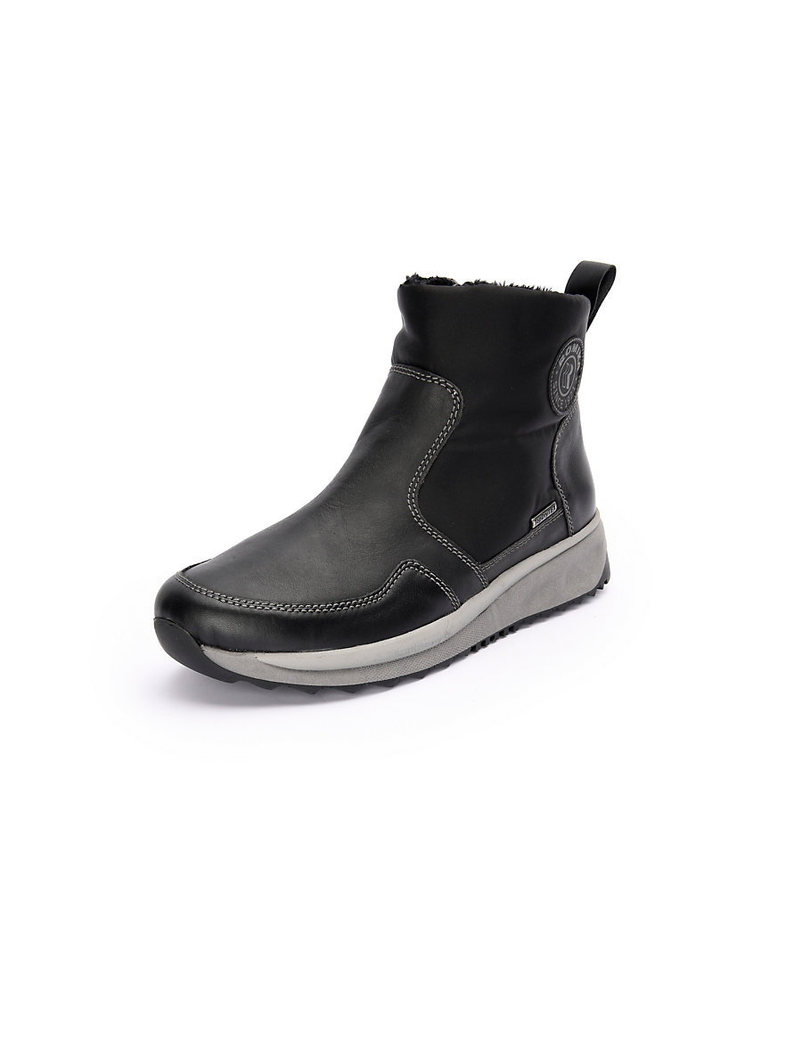 romika winter ankle boots black