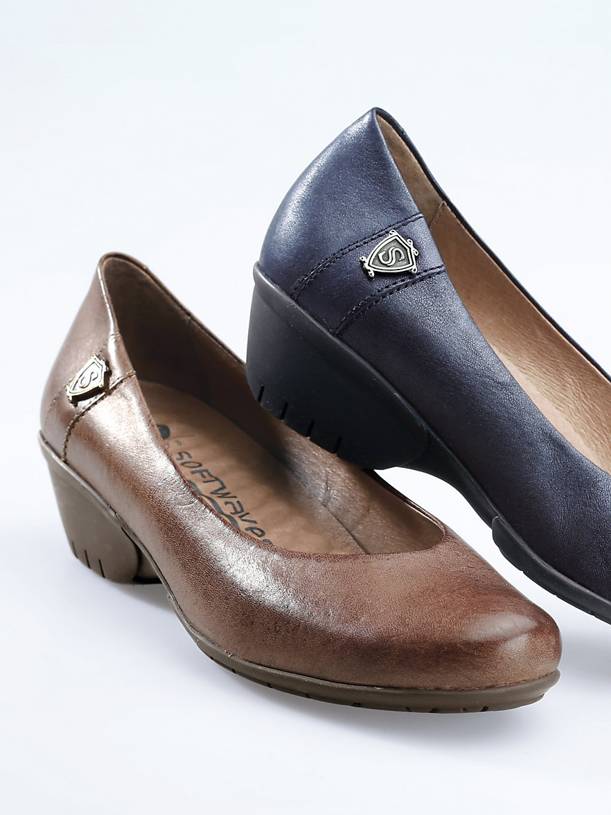 Latest wedge shoes for women
