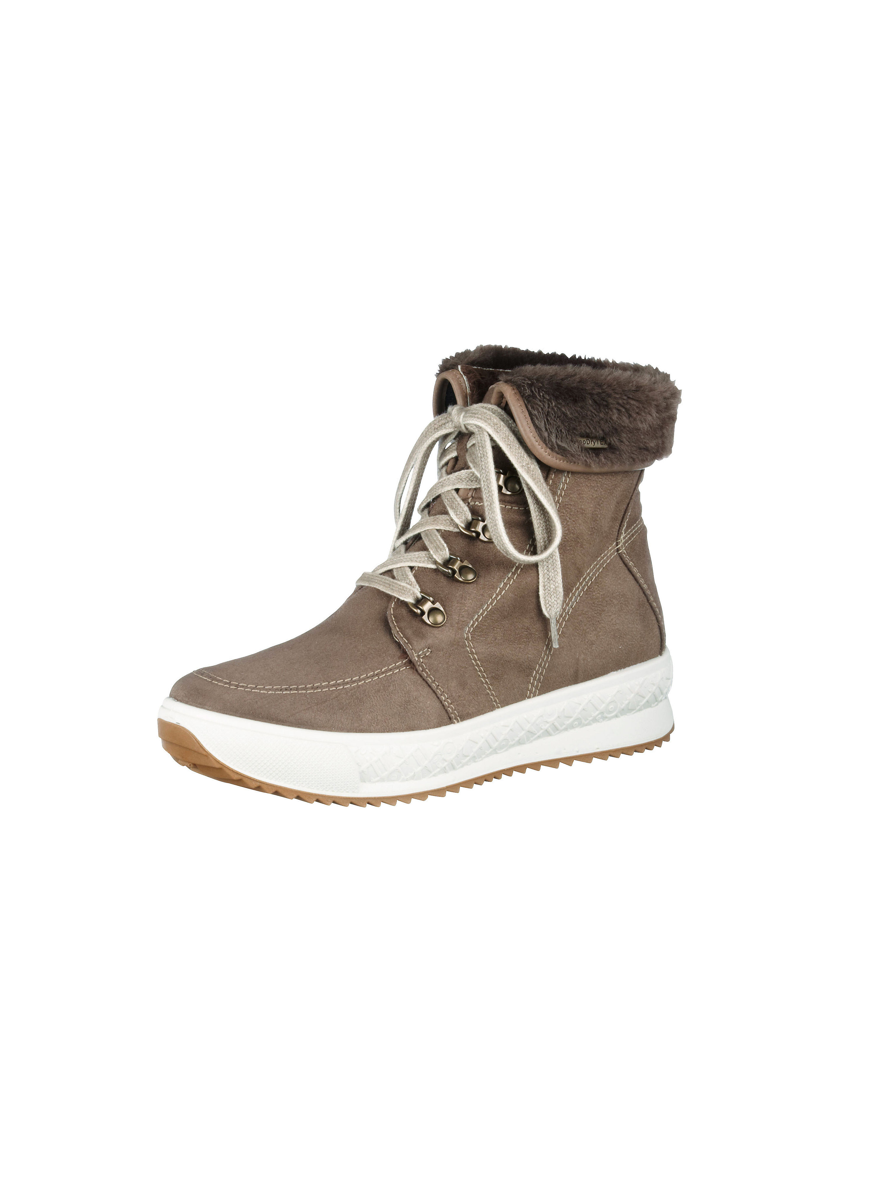 Ankle boots from Romika beige