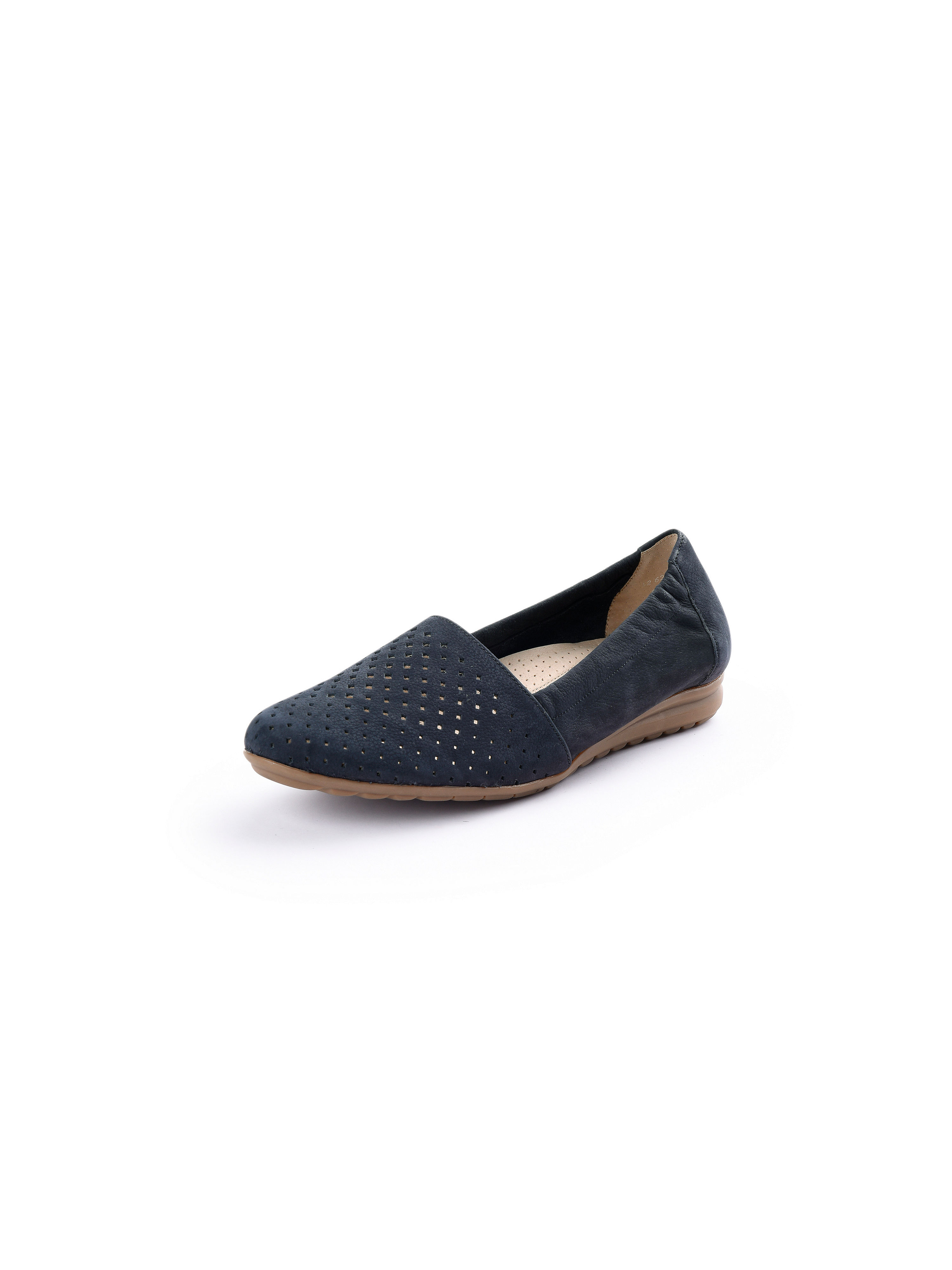 Loafers from Gabor blue