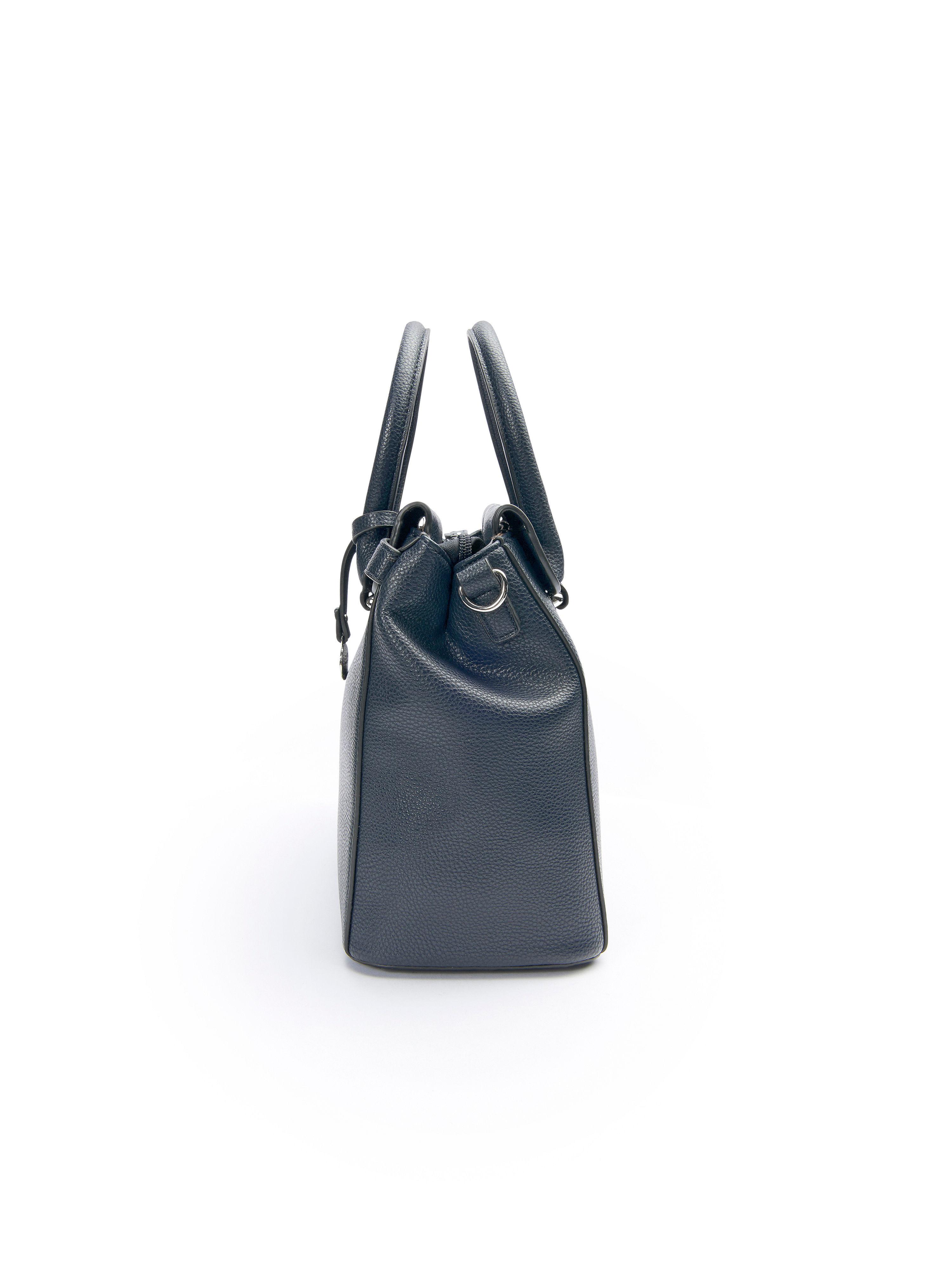 Handbag from L. Credi blue