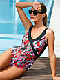 Palm Beach Bademode - Swimsuit with a V neckline