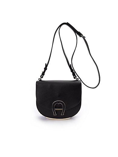 Aigner - Bag peter hahn black horseshoe