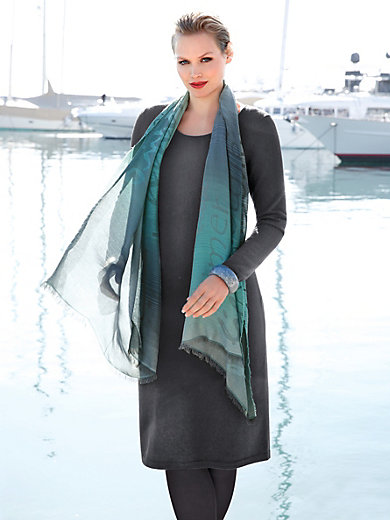 Anna Aura - Dress in 100% new milled wool