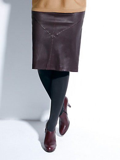 Anna Aura - Leather skirt