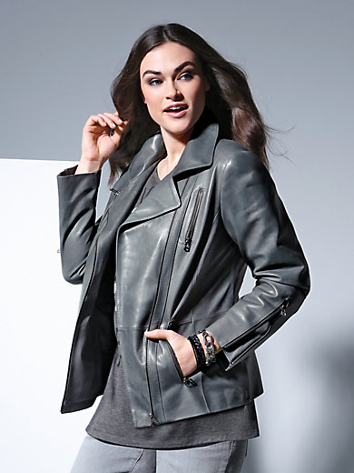Anna Aura - Premium nappa leather jacket