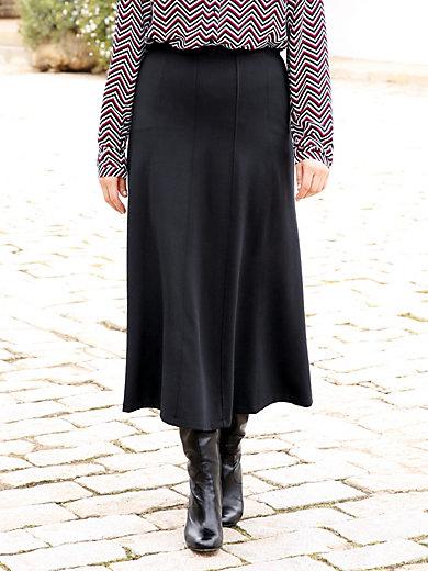 Anna Aura - Slip-on jersey skirt