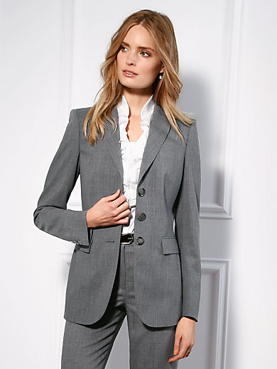 Basler - Blazer in 100% new milled wool