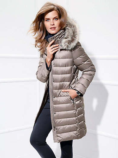 Basler - Quilted down jacket