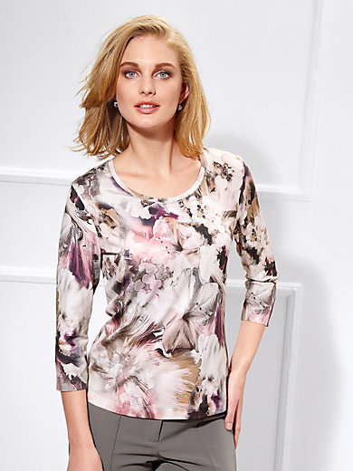 Basler - Round neck top
