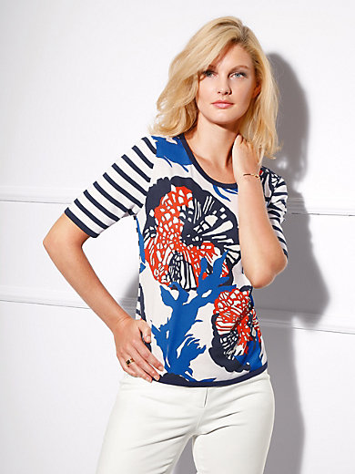 Basler - Top with 1/2-length sleeves