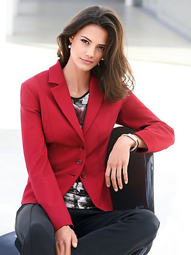 Betty Barclay - Jersey blazer