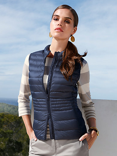 Betty Barclay - Quilted down waistcoat