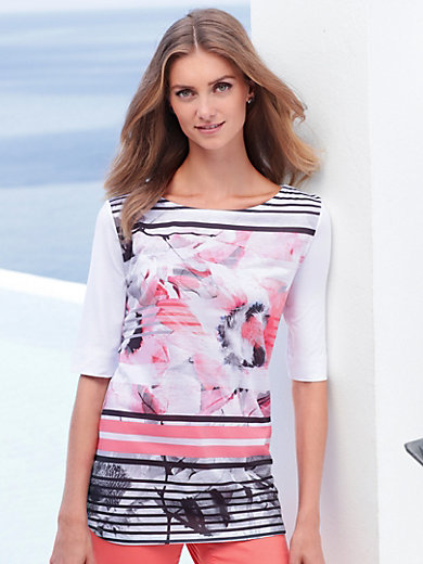 Betty Barclay - Top with boat neck and 1/2-length sleeves