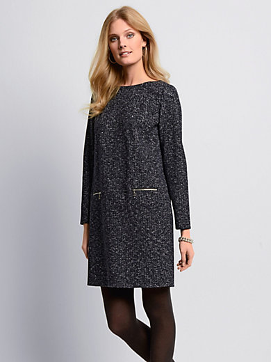 Bogner - Jersey dress in an egg shape