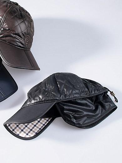 Bogner - Quilted microfibre cap
