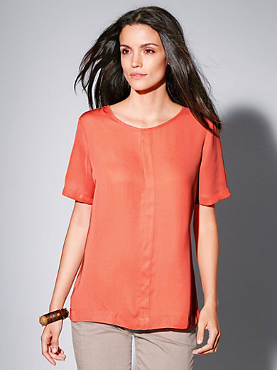 Brax Feel Good - Blouse top with short sleeves