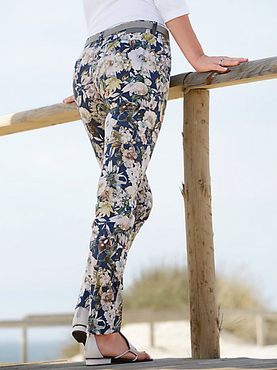 """Brax Feel Good - """"Modern Fit"""" Trousers – design MARY"""