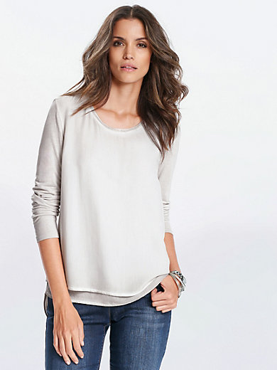 Brax Feel Good - Round neck top