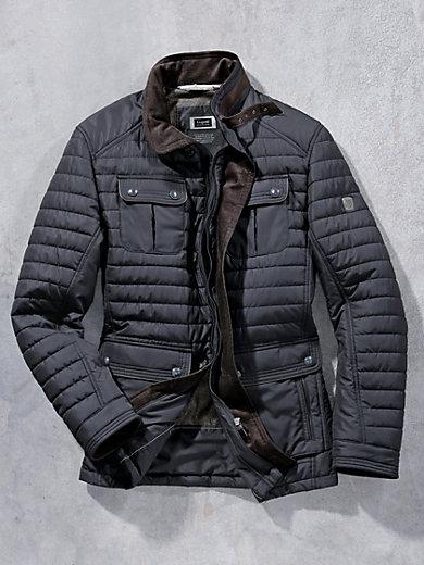 Bugatti - Quilted jacket