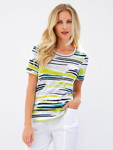Canyon - Top with 1/2-length sleeves