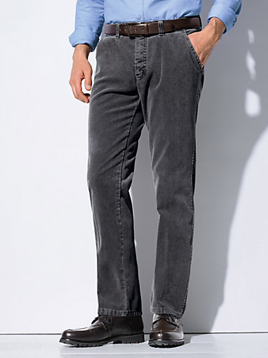 CLUB OF COMFORT - Thermo corduroy trousers