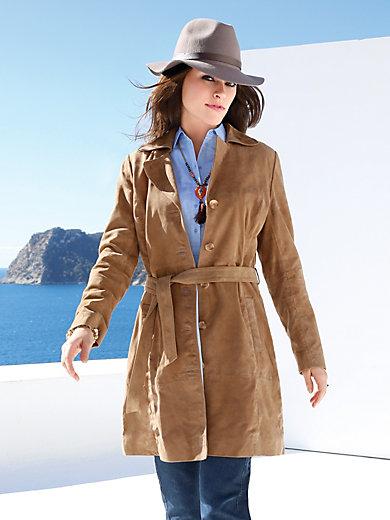 Emilia Lay - Leather coat