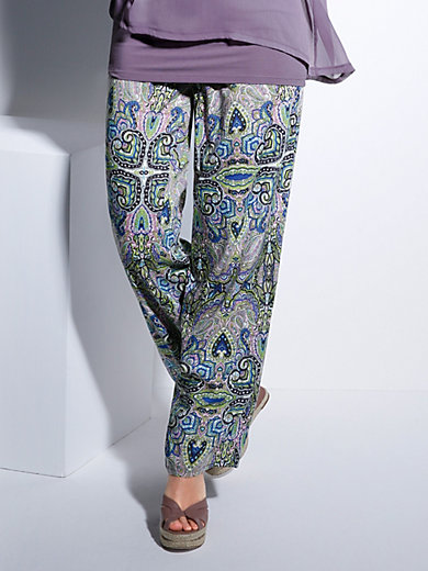 Emilia Lay - Pull-on trousers