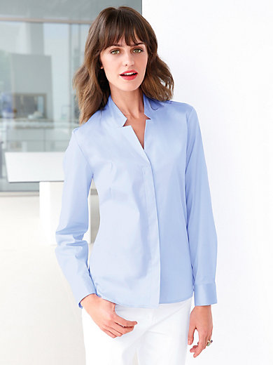 Eterna - V neck blouse
