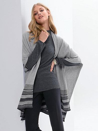Fadenmeister Berlin - Cape in 100% cashmere