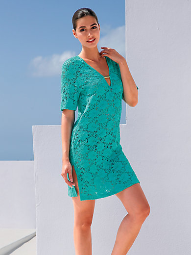 Fürstenberg - Lace dress with 1/2-length sleeves