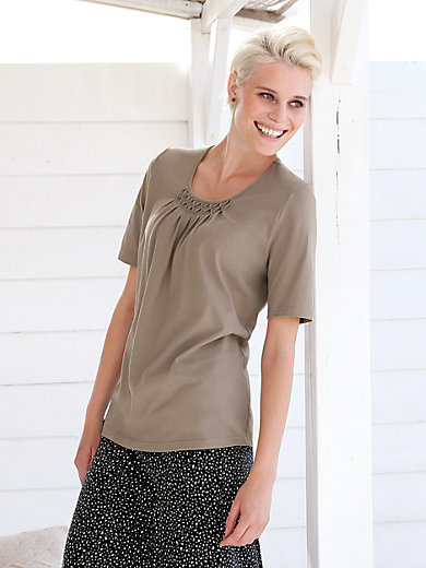 Green Cotton - Top in 100% cotton