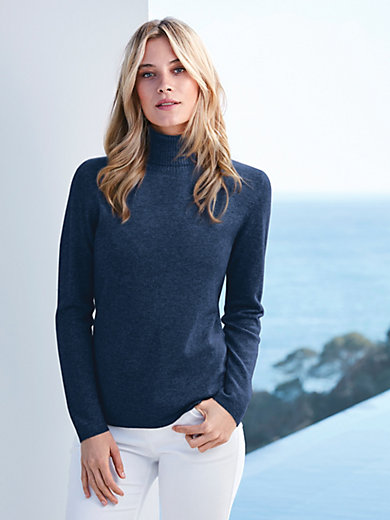 include - Pullover in a slightly tailored cut