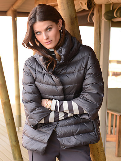 Laurèl - Quilted jacket with 3/4-length sleeves.