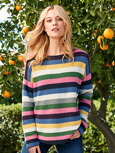 LIEBLINGSSTÜCK - Pullover in a casual boxy style