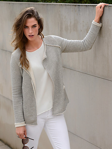 LIEBLINGSSTÜCK - Sweat jacket