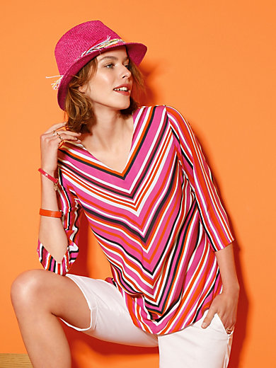 Looxent - Blouse with 3/4 sleeves