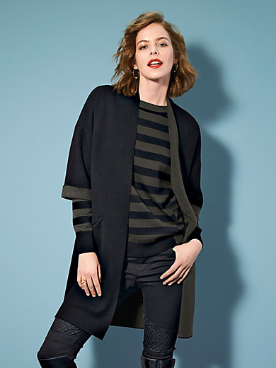 Looxent - Cardigan with 3/4-length sleeves