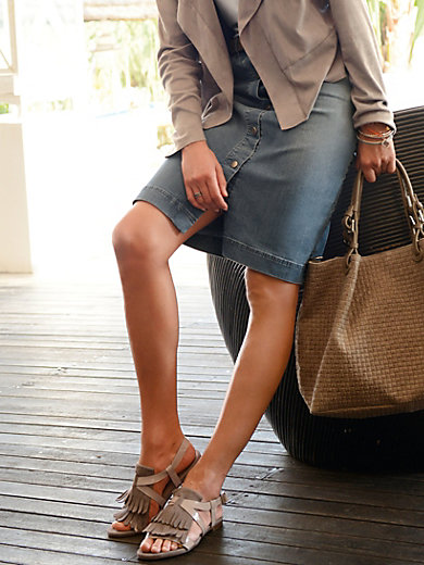 Looxent - Denim skirt