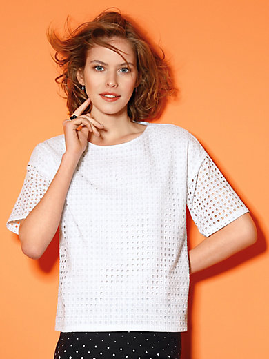 Looxent - Tunic with short sleeves