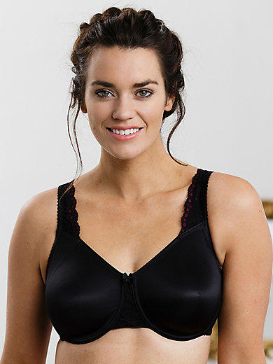Miss Mary of Sweden - Underwired bra with moulded cups