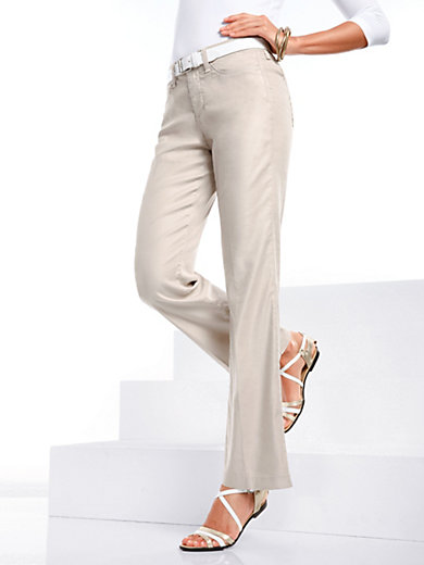 NYDJ - Linen trousers