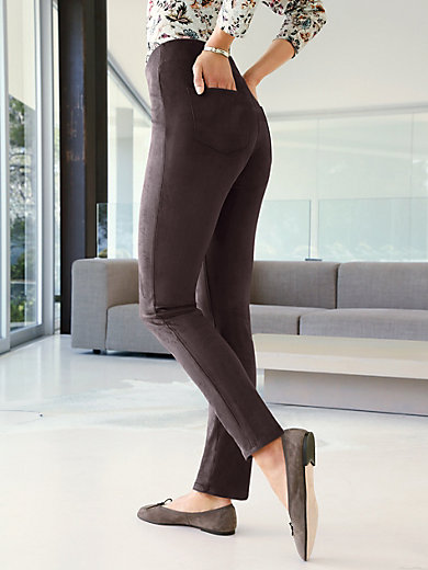 NYDJ - Slip-on trousers