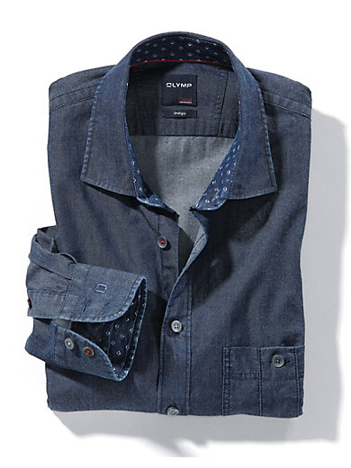 Olymp - Denim shirt