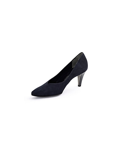 Paul Green - Fine kidskin suede pumps