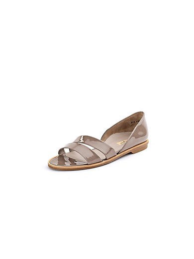 Paul Green - Fine patent calfskin leather sandals