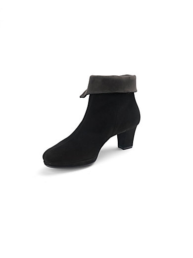 Paul Green - Kidskin suede ankle boots